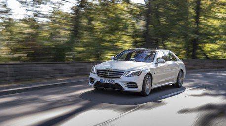 全新Mercedes-Benz S560e亮相 大改款S-Class預計2020年報到