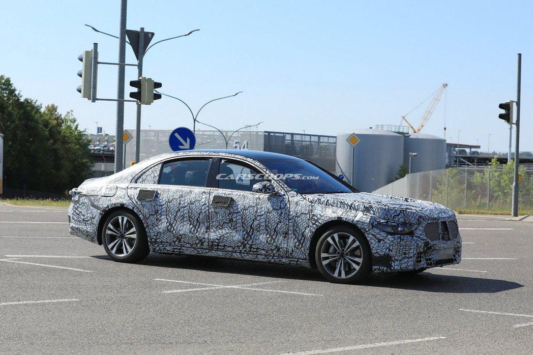 全新世代Mercedes-Benz S-Class預計將在2020年發表。 摘自...