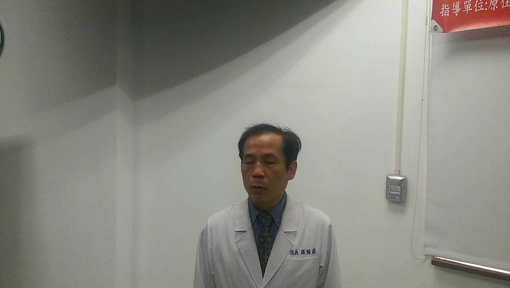 衛福部台東醫院院長 羅賢益表示,經確認是在醫囑開立及整個核對過程中院方確實有疏失...