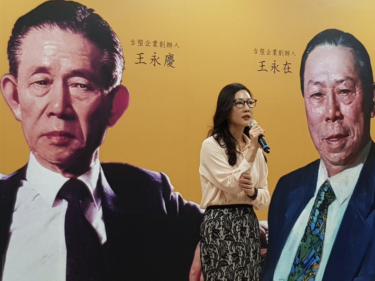 台塑企業管理中心常務委員王瑞瑜。記者曾仁凱/攝影