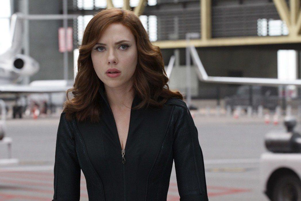 思嘉莉約翰森主演獨立電影「黑寡婦」預計將於2020年上映。圖/博偉提供