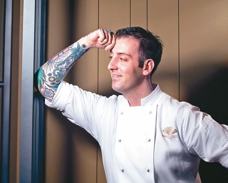 台北文華東方酒店Bencotto義大利餐廳,迎來新銳鬼才主廚雅克柏.弗西。 圖/...