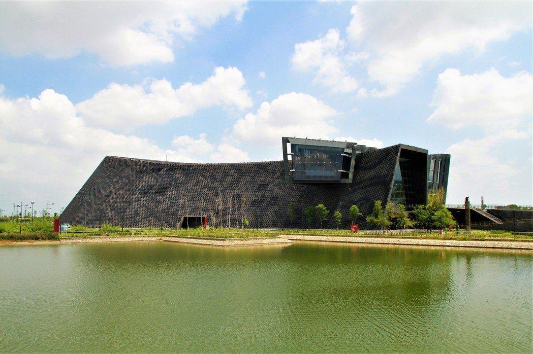 故宮南院是嘉義縣太保市境內最著名景點。圖╱聯合報系資料照片