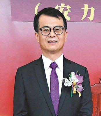 安力-KY董事長許振焜。 (聯合報系資料庫)