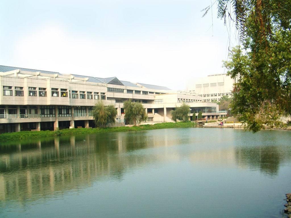國立雲林科技大學湖望校景。國立雲林科技大學/ 提供