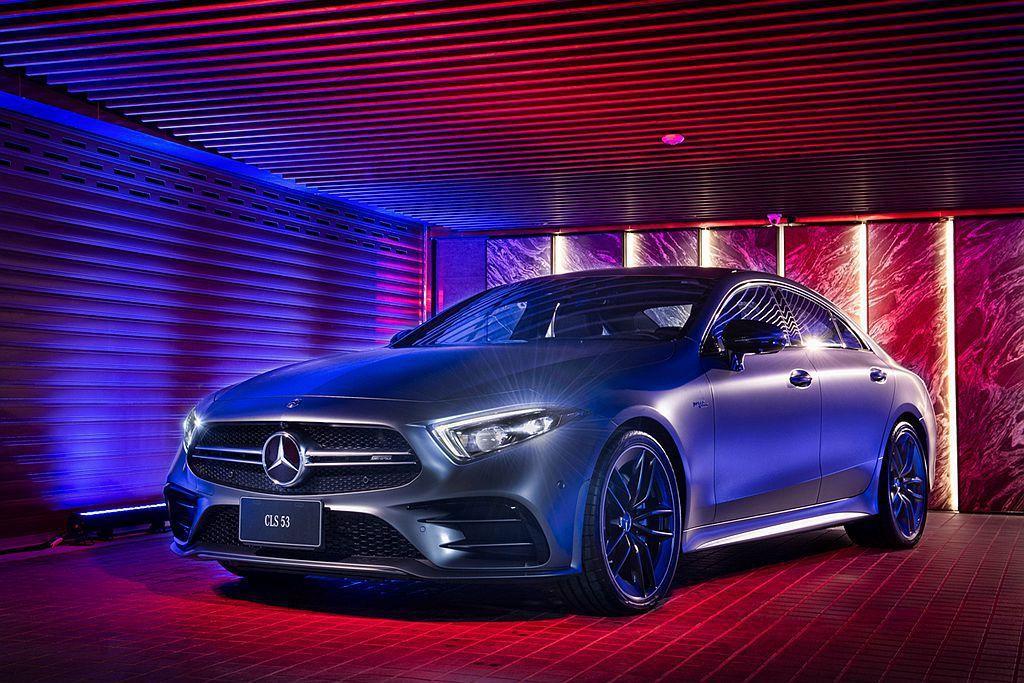 全新第三代賓士CLS抵台開賣,並率先導入CLS 350、AMG CLS 53 4Matic+雙車型。 圖/Mercedes-Benz提供