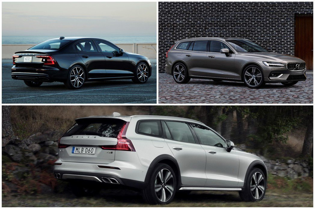 Volvo S60、V60、V60 Cross Country紛紛在今年迎接大改...