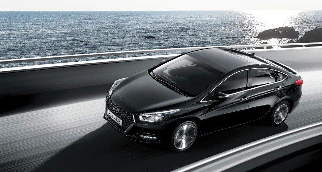 韓版小改款Hyundai i40的動力配置僅搭載一具2.0升GDi汽油引擎。 摘自Hyundai