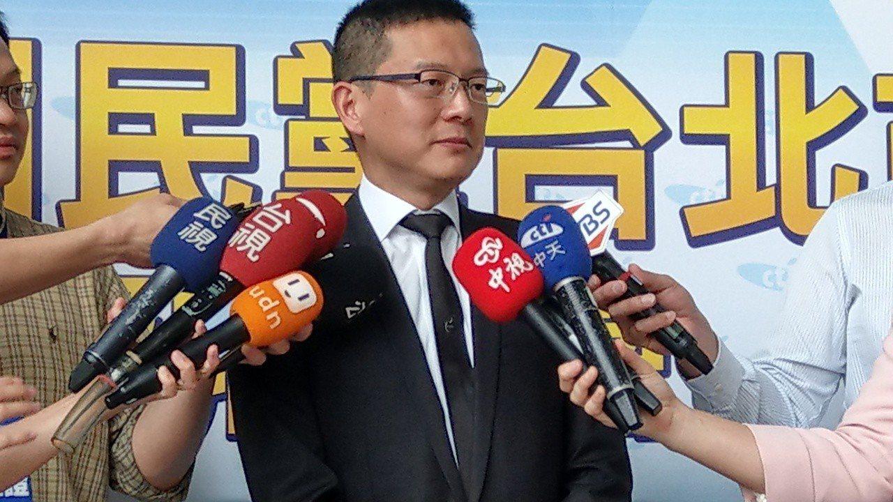 國民黨前立委孫大千。記者楊正海/攝影