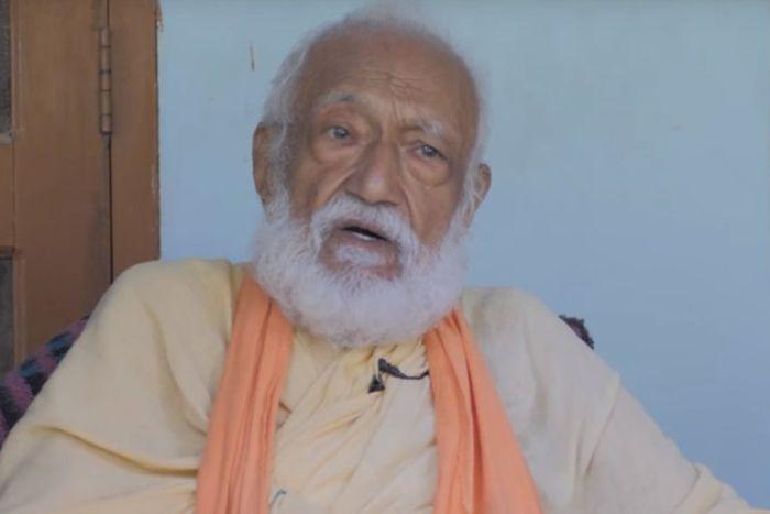 印度知名環保健將阿加渥(GD Agarwal)不滿政府未妥善整治恆河,絕食抗議長...