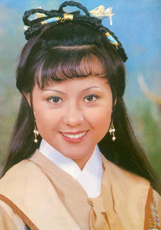 廖安麗在港劇「楚留香」扮演宋甜兒,為台灣觀眾認識。圖/摘自微博