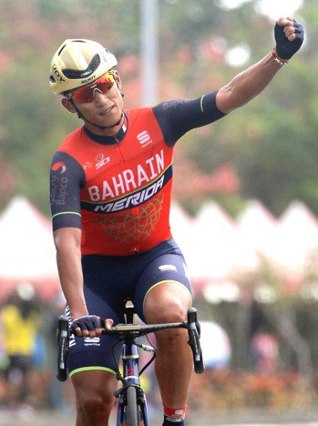 馮俊凱上屆包辦菁英男子組計時賽和公路賽雙冠。圖/中華自由車協會提供
