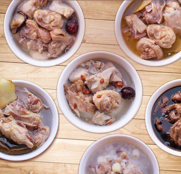 蔥阿伯個人寵愛獨享煲湯,任選10包特價699元。圖/friDay購物提供