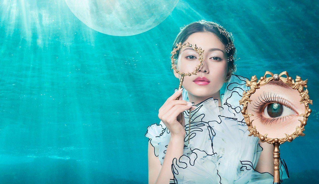 MAJOLICA MAJORCA戀愛魔鏡超現實激長睫毛膏將於11月限量推出美人魚...