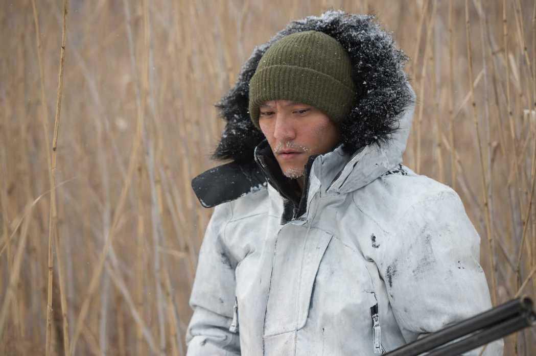 張震在「雪暴」又有不一樣的演出。圖/澤東提供