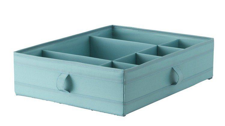 SKUBB分格收納盒,售價179元。圖/IKEA提供