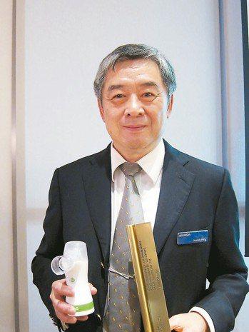 信邦董事長王紹新