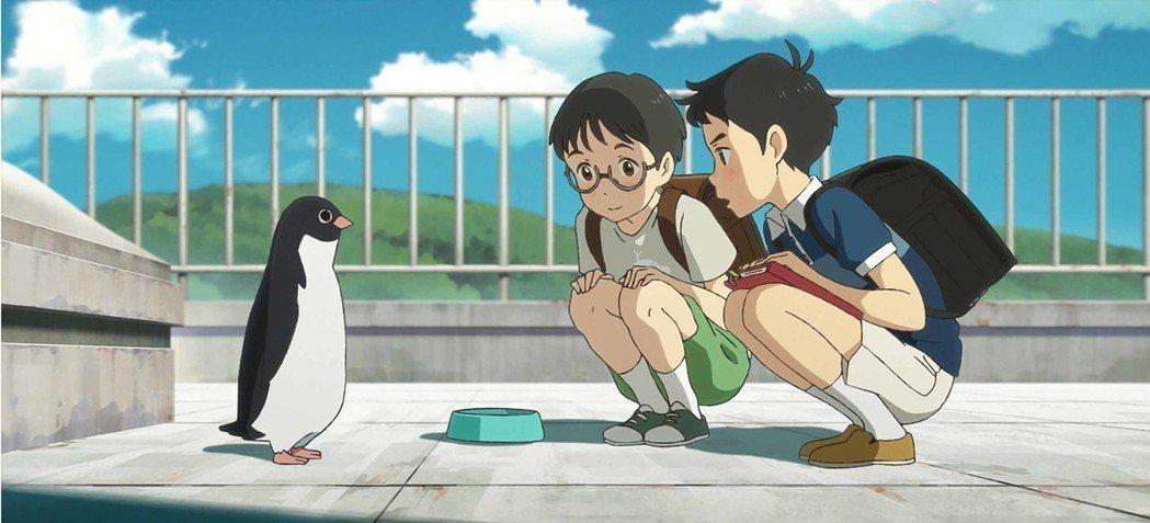 動畫電影「企鵝公路」(Penguin Highway)改編自日本作家森見登美彥的