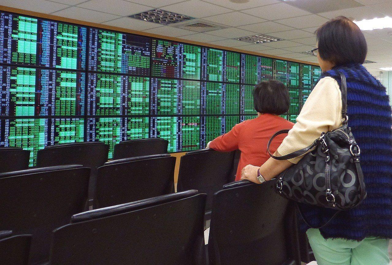 台股上週歷經大跌660點後再反彈239點的震盪。 歐新社
