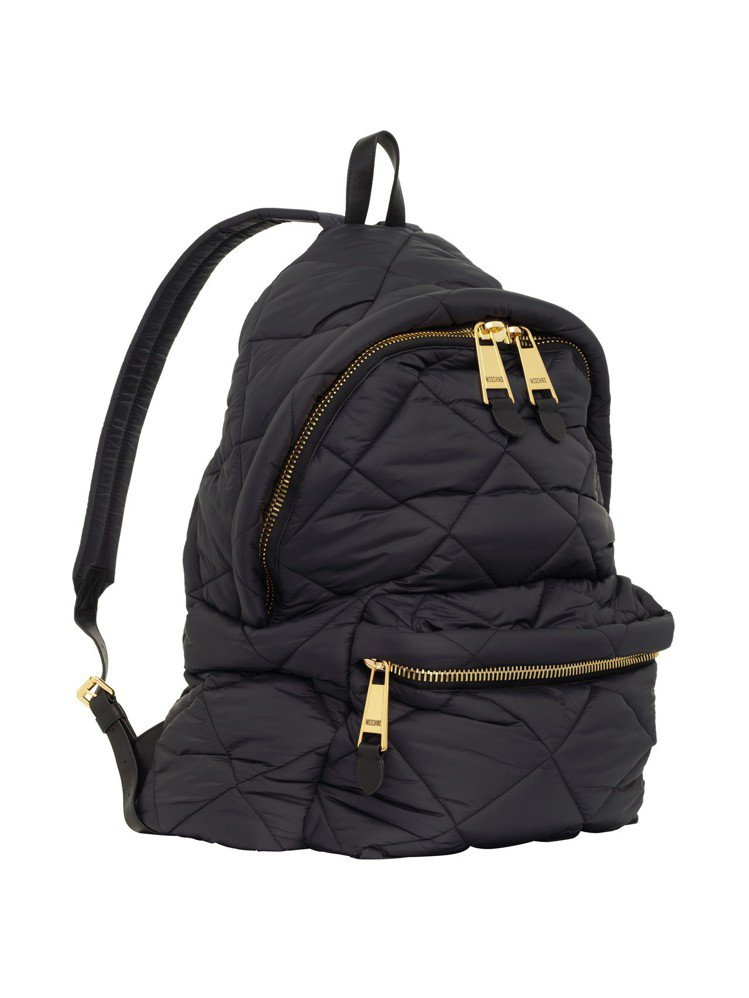 Moschino[TV] H&M系列男裝後背包,6,999元。圖/H&M提供