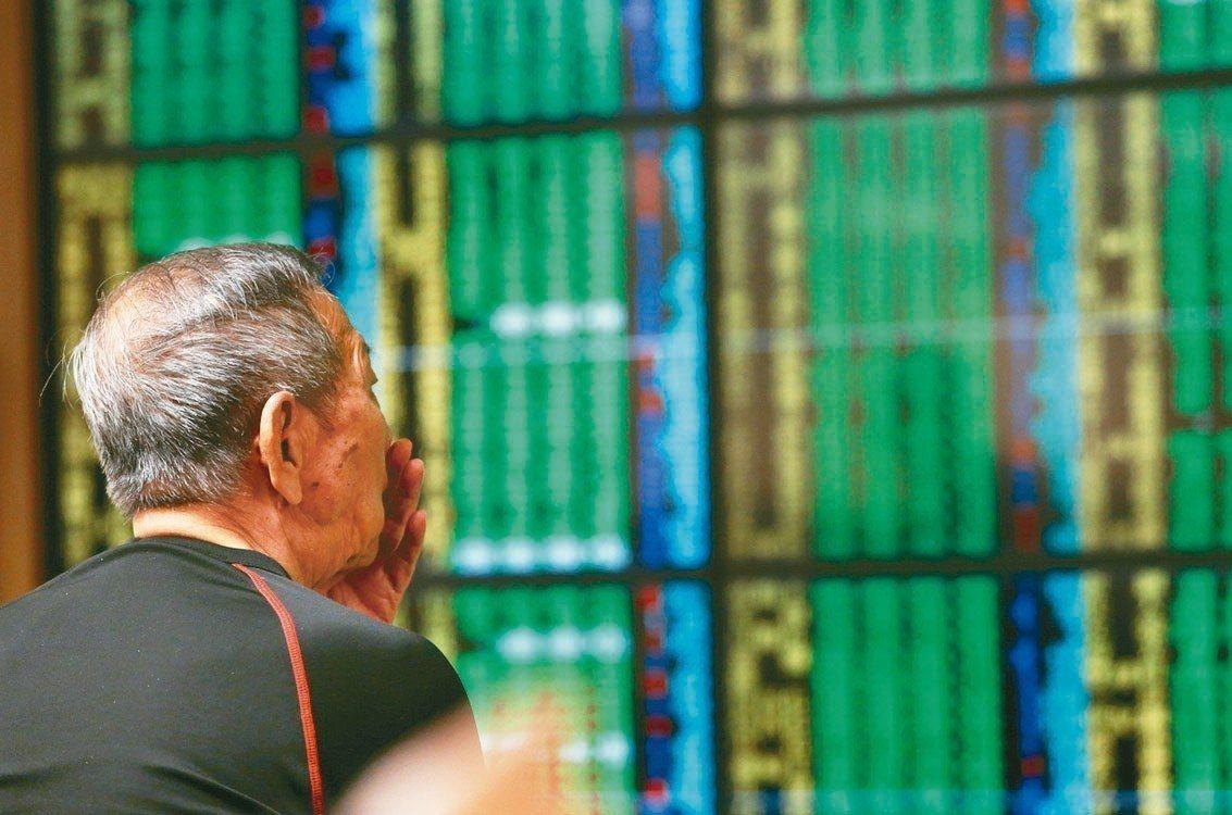 台股近期表現弱勢,公股行庫進場護盤。 本報系資料庫