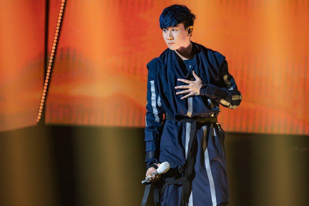 林俊傑「聖所」巡演於9月底暫時告一段落。圖/JFJ Productions提供