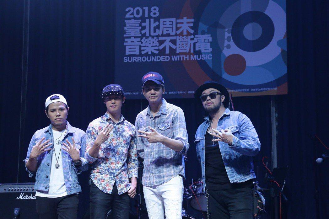 張三李四已開始籌備新單曲。圖/新視紀整合行銷提供