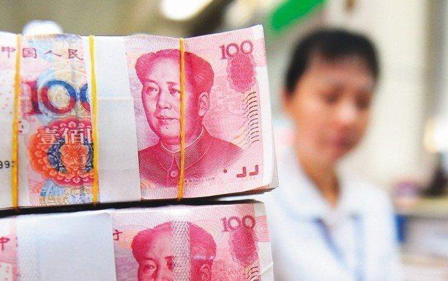 中央銀行公布台灣5月人民幣存款餘額2682.78億元,創逾5年新低。新華社