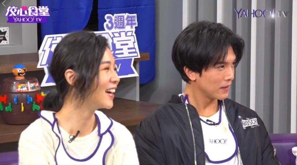 邱澤、謝盈萱以「誰先愛上他的」雙雙入圍金馬獎帝后。圖/Yahoo奇摩提供