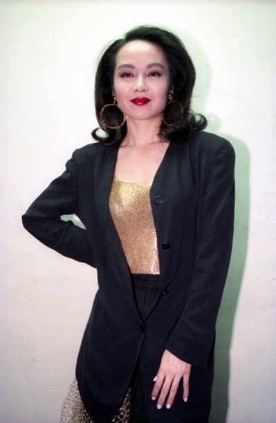 歌星崔苔菁曾表示,退出聯合國後,她赴美表演,在台上唱國歌,台下一片哭聲。 圖/聯...