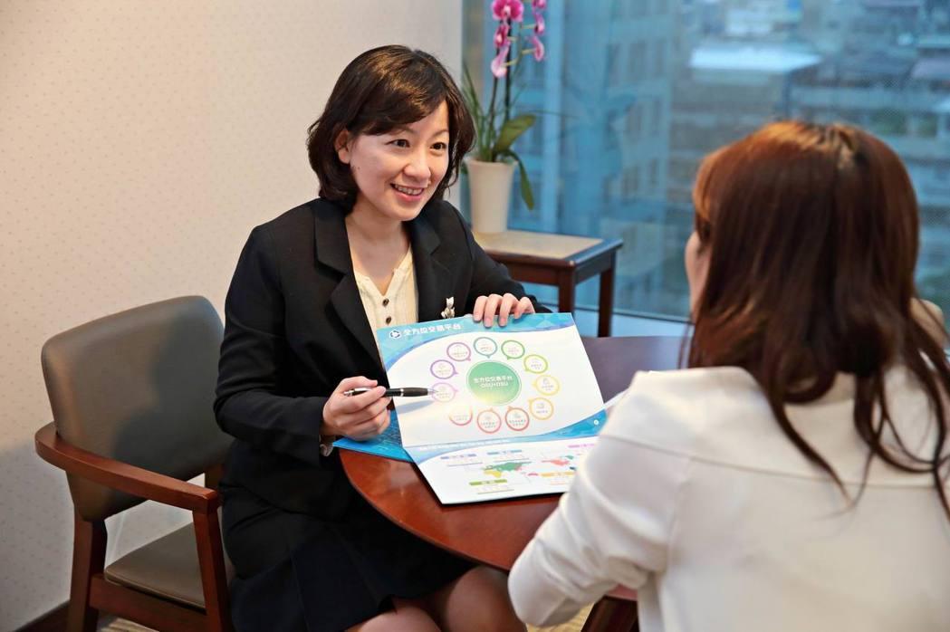 富邦證券稅務專家團隊協理陳秋蘭(左)。圖/富邦證券提供