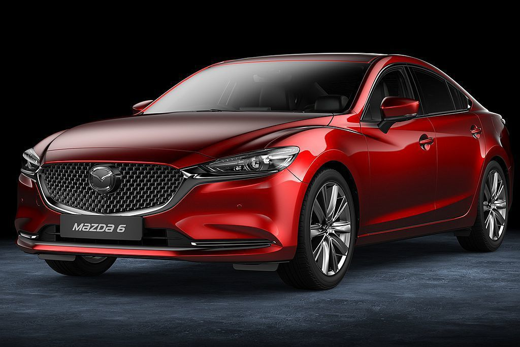 小改款Mazda6依然提供柴油動力可選,顯示Mazda短時間內仍不會放棄歐洲柴油...