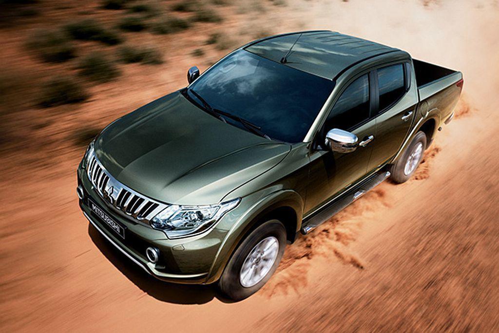 不同SUV與一般乘用車,皮卡仍需要扭力充沛的柴油引擎加持,因此三菱皮卡車短時間內仍會繼續配置柴油動力。 圖/Mitsubishi提供