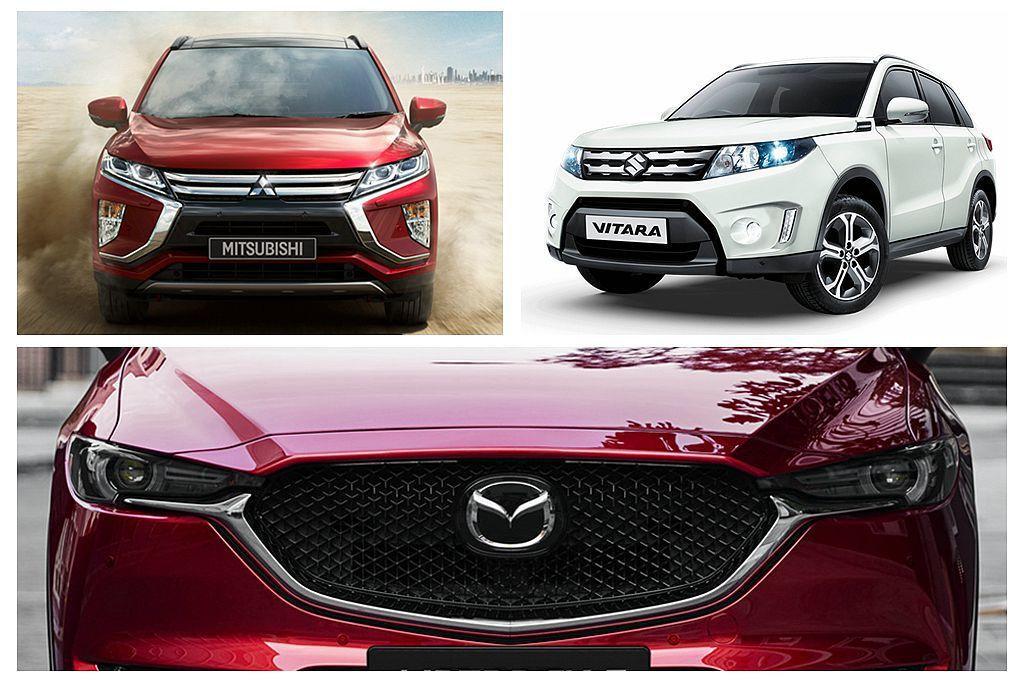 歐洲柴油車市場持續衰退,日系車廠也紛紛取消乘用車柴油動力選項,不過Mazda汽車卻沒有相同動作。 圖/各車廠提供