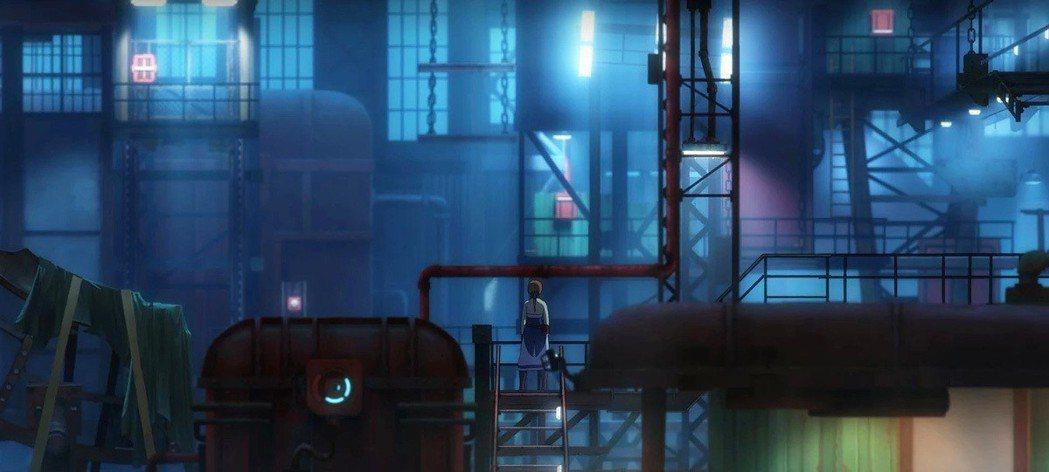 遊戲中對於光影的掌握非常出色,幾乎已經不是遊戲的感覺,而像是在看動畫了,氣氛掌握...