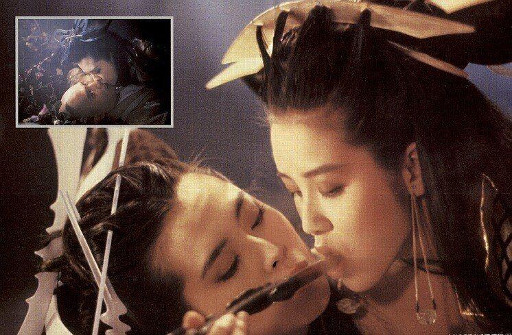 「道道道」中的王祖賢表演尺度超過前兩集,與男女之間都有曖昧。圖/摘自HKMDB