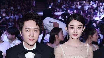 大陸一線明星趙麗穎與馮紹峰宣布結婚喜訊。 照片/百度圖庫