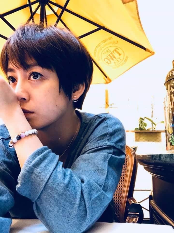范筱梵驚傳婚變。圖/摘自臉書