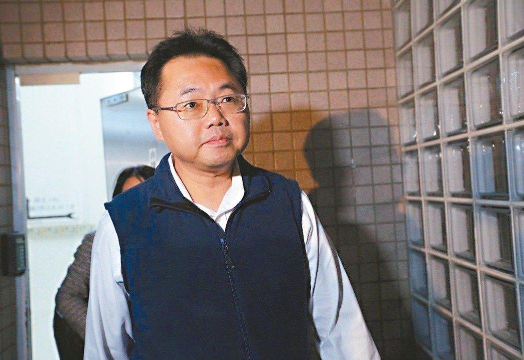 高市府海洋局前局長王端仁遭質疑幫慶富喬興達港土地。圖/聯合報系資料照片