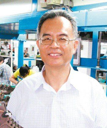 鈺齊-KY董事長林文智。 報系資料照