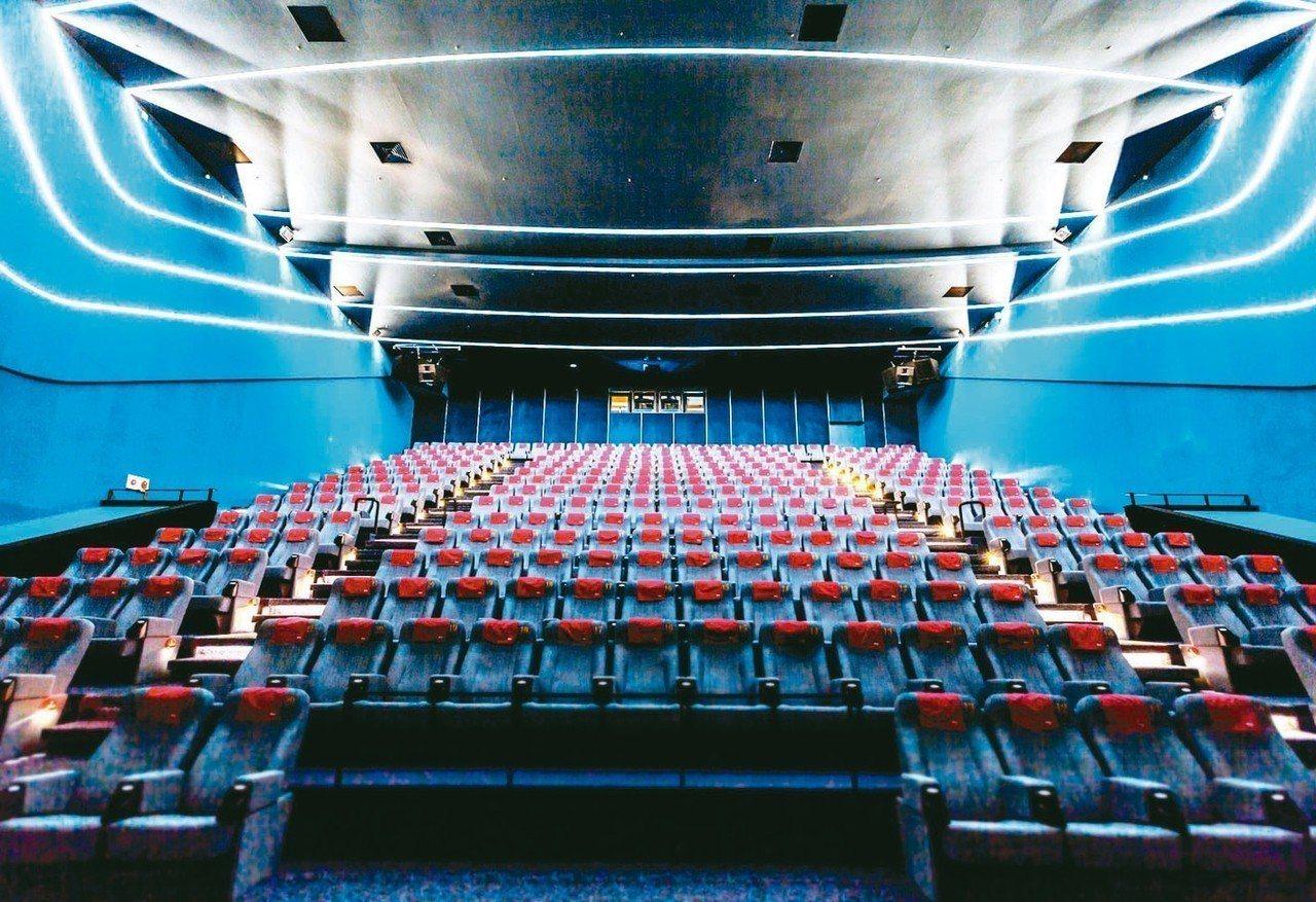 台茂購物中心的美麗華影城設有全桃園唯一的IMAX超廣角銀幕影廳。 美麗華影城/提...