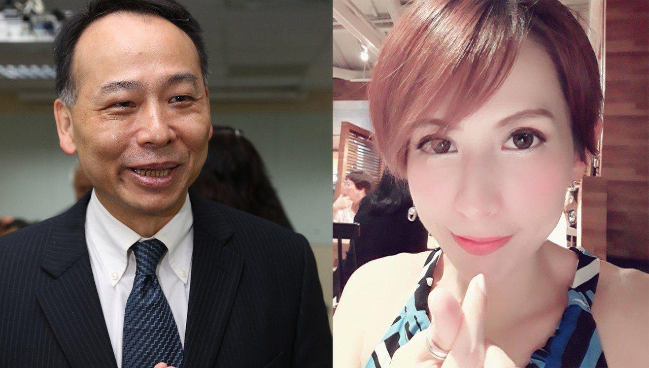 資策會執行長于孝斌與已婚同樣在資策會服務的女處長謝京蓓,今被爆兩人疑似發展出戀情...