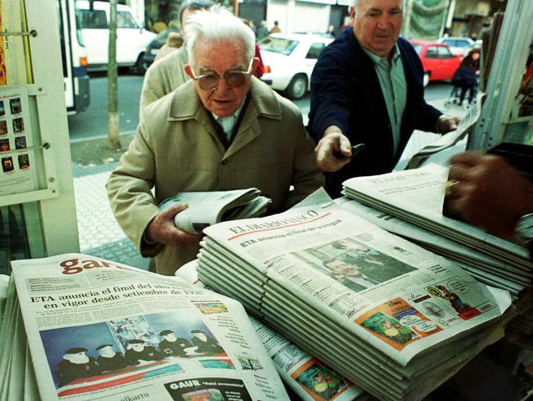 西班牙2040年平均壽命預計將達85.8歲,超越日本成為世界第一長壽國。圖/美聯...
