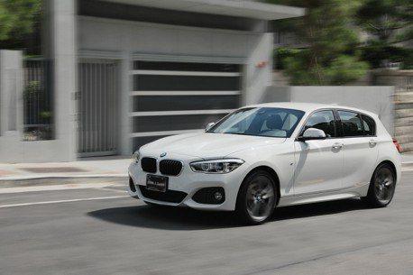 想買後驅BMW 1系列趁現在 新年式全面升級標準配備