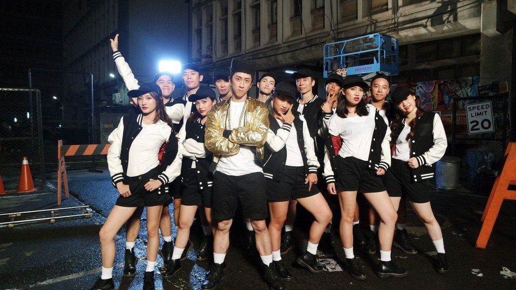 陳漢典新歌「先不要」MV。圖/有聲娛樂提供