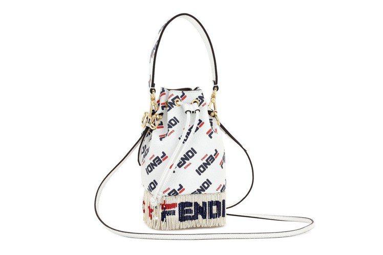 FENDI Mania Mon Tresor包款,價格店洽。圖/FENDI提供