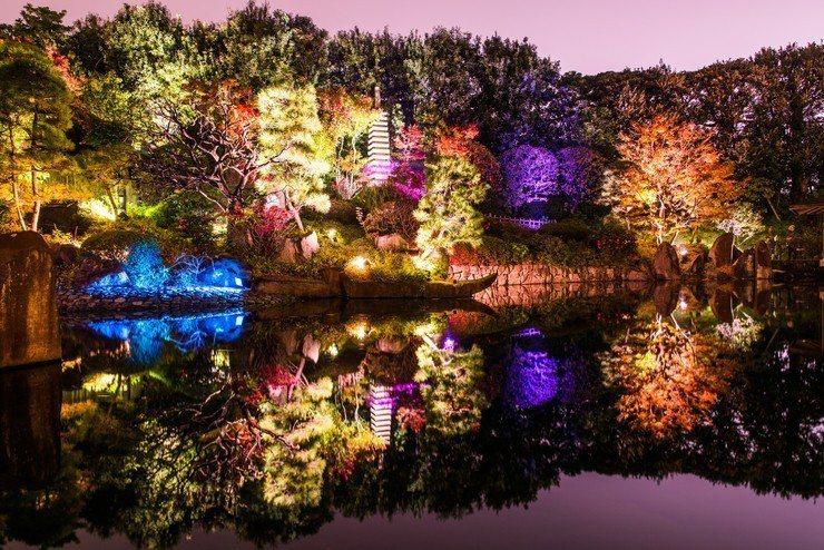 目白庭園。圖/樂天旅遊提供