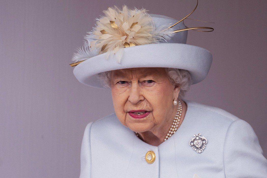 英女皇伊莉莎白二世也是4月出生。圖/歐新社資料照片