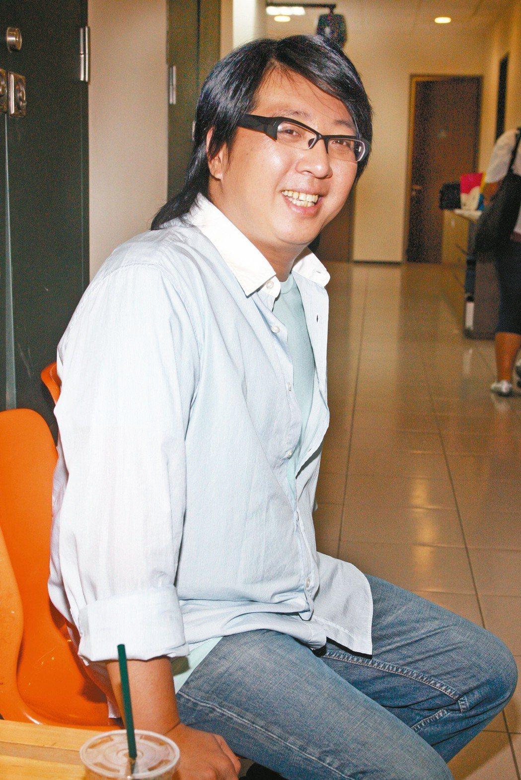 知名音樂人袁惟仁下午驚傳在上海因腦溢血而住院治療。圖/本報資料照片