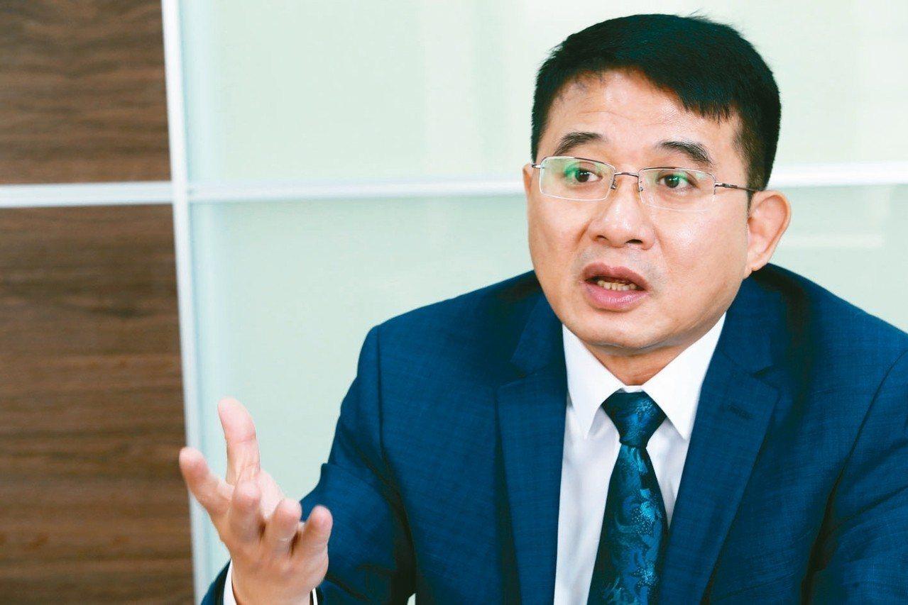 康友董事長黃文烈。 圖/聯合報系資料照片